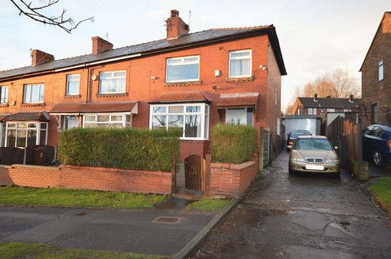 3 Bedrooms Terraced House for sale in Fir Tree Avenue, Oldham