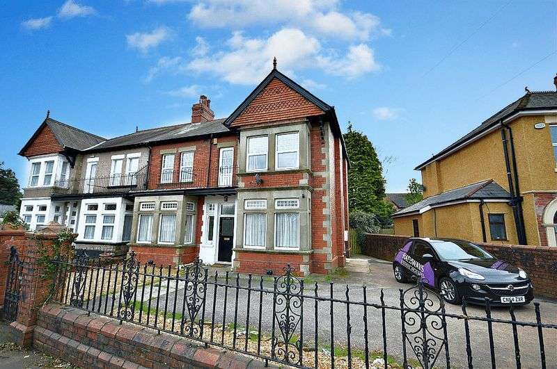 4 Bedrooms House for sale in Llantarnam Road, Cwmbran