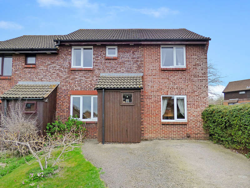 4 Bedrooms End Of Terrace House for sale in Danvers Way, Westbury