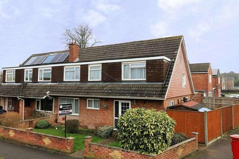 5 Bedrooms Semi Detached House for sale in Pook Lane, Warblington, Havant