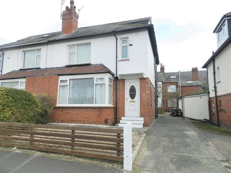 5 Bedrooms Semi Detached House for sale in Estcourt Terrace, Leeds