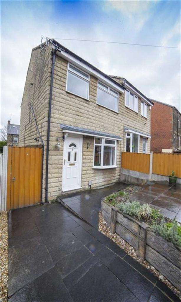 3 Bedrooms Semi Detached House for sale in Chaster Street, Batley, WF17