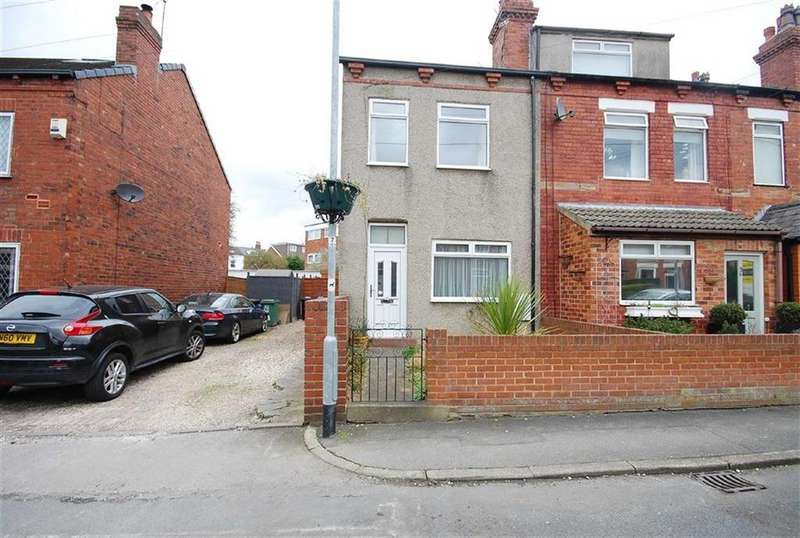 2 Bedrooms End Of Terrace House for sale in Coupland Road, Garforth, Garforth, LS25