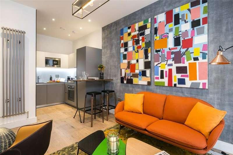 1 Bedroom Flat for sale in Carlow House, Carlow Street, Regent's Park, London, NW1