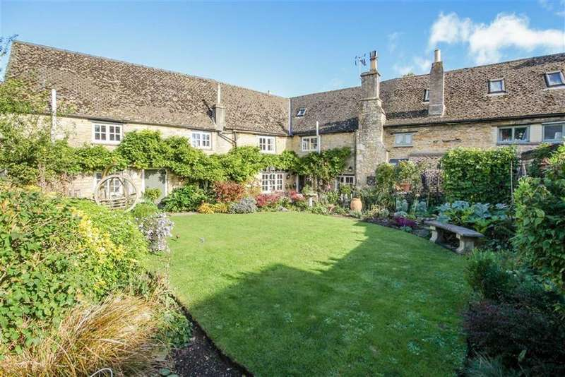 4 Bedrooms Cottage House for sale in Church Street, Bampton, Oxfordshire