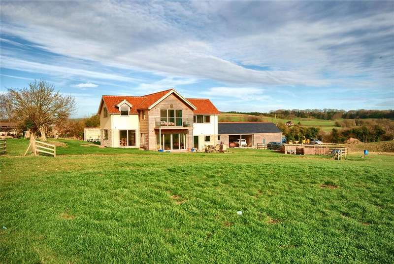 4 Bedrooms House for sale in Rockbourne, Fordingbridge, Hampshire, SP6