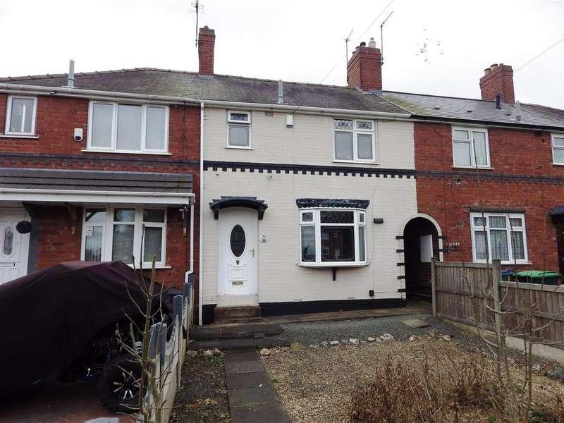 2 Bedrooms Terraced House for sale in Britannia Road, Rowley Regis
