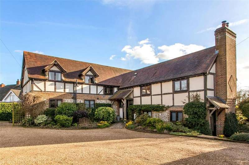 4 Bedrooms Unique Property for sale in Whaddon Lane, Owslebury, Winchester, Hampshire, SO21
