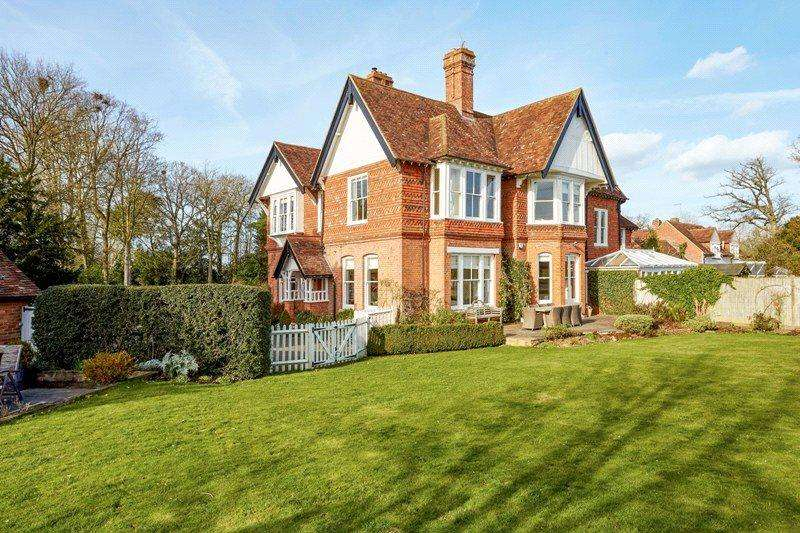 5 Bedrooms Unique Property for sale in North Street, Biddenden, Ashford, Kent, TN27