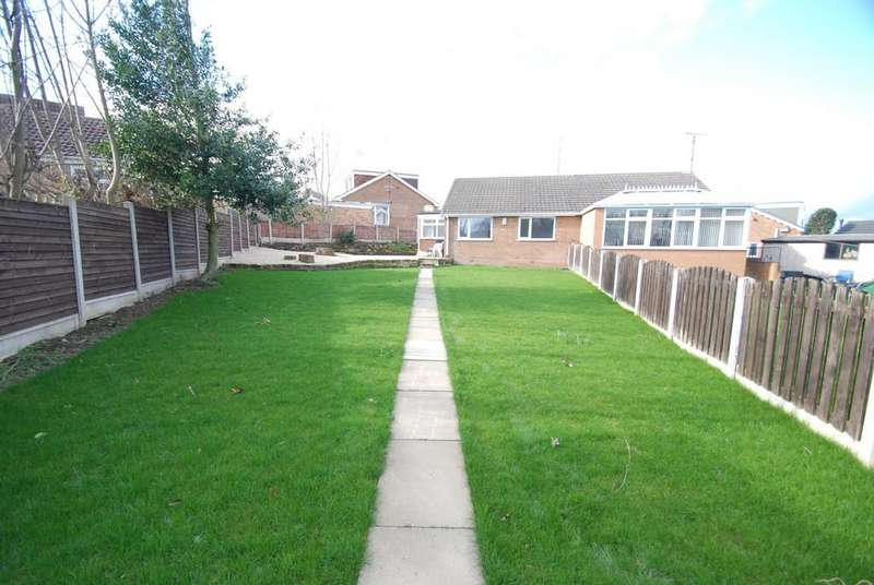 2 Bedrooms Semi Detached Bungalow for sale in Issott Street, Barnsley S71