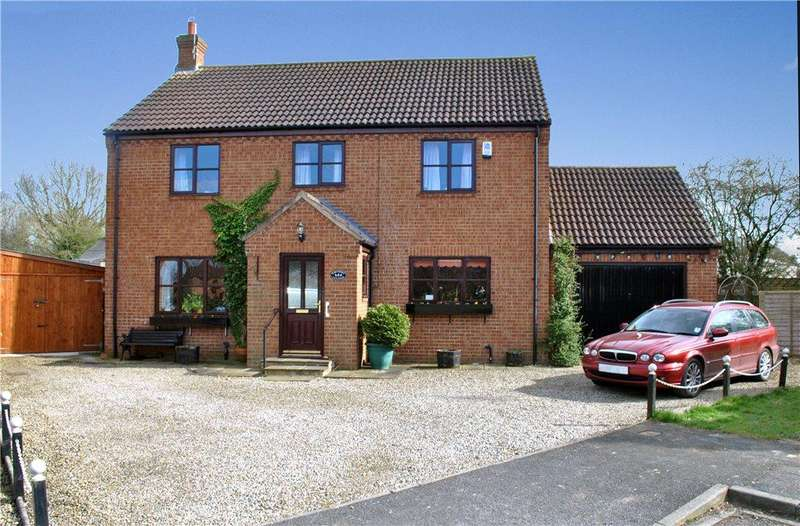 4 Bedrooms Detached House for sale in The Rowans, Dalton, Thirsk