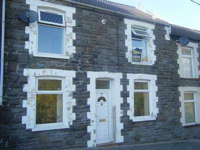 3 Bedrooms Terraced House for sale in Brynbedw Road, Tylorstown, Rhondda Cynon Taff. CF43 3AE