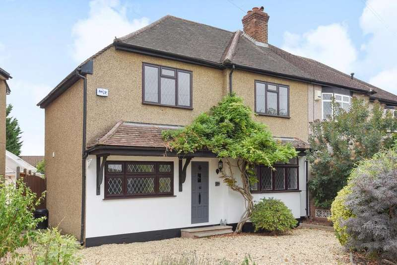 5 Bedrooms Semi Detached House for sale in Bourne Vale, Hayes, BR2