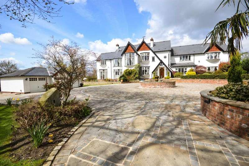 6 Bedrooms Detached House for sale in Wilmslow Road, Woodford