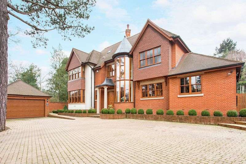 7 Bedrooms Detached House for sale in Hoddesdon, Herts - A Beautiful Residence