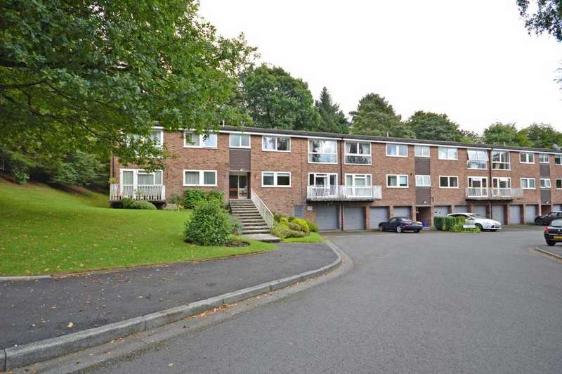 2 Bedrooms Flat for sale in Chestnut Court Warren Close, Bramhall