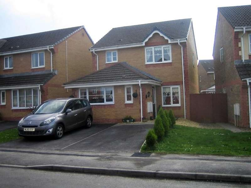 3 Bedrooms Detached House for sale in Golwg Y Twr, Pontarddulais