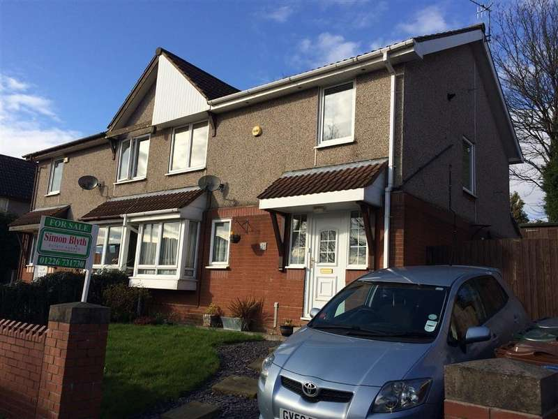 3 Bedrooms Semi Detached House for sale in Springwood Road, Hoyland, Barnsley, S74