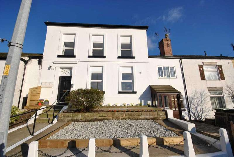 2 Bedrooms Flat for sale in Apartment Abacus House, London Road Sout, Poynton