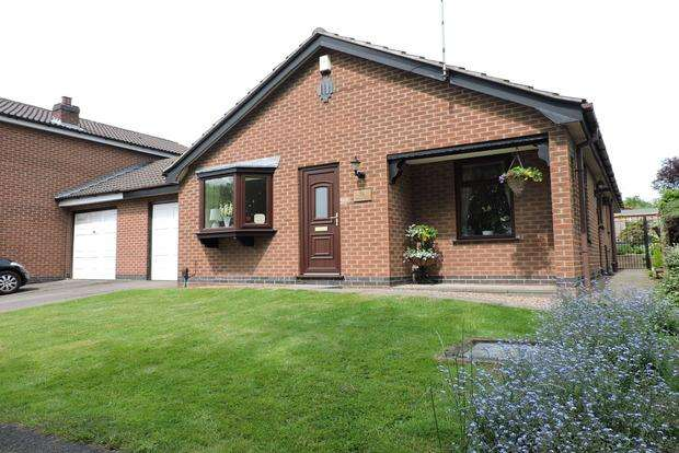 3 Bedrooms Bungalow for sale in Church Close, Trowell, Nottingham, NG9
