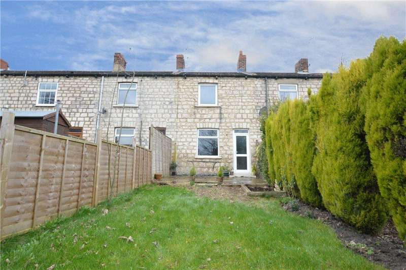 2 Bedrooms Terraced House for sale in The Crescent, Micklefield, Leeds, West Yorkshire