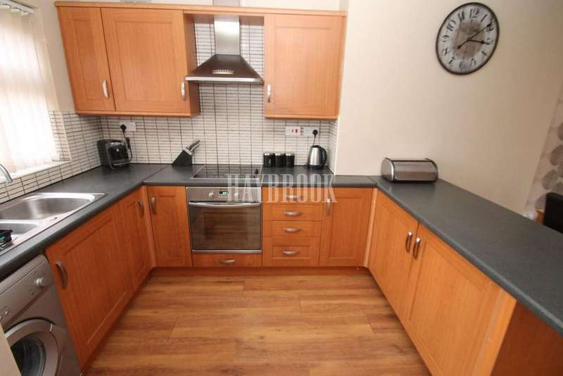 3 Bedrooms Terraced House for sale in The Willows, Kimberworth Park