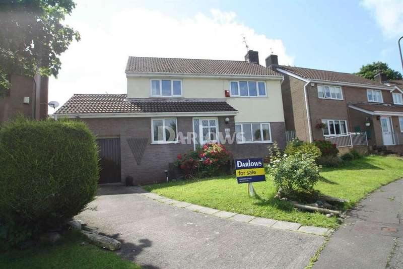 4 Bedrooms Detached House for sale in Herbert March Close, Llandaff, Cardiff