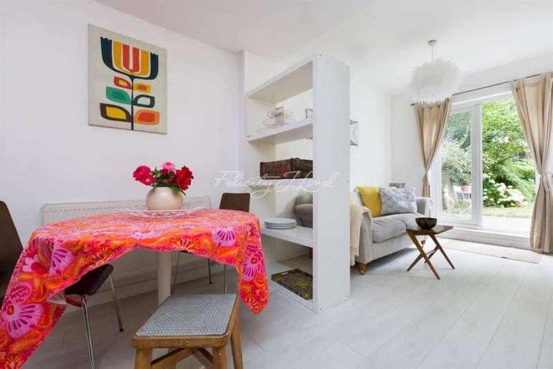 2 Bedrooms Flat for sale in Farleigh Road, N16