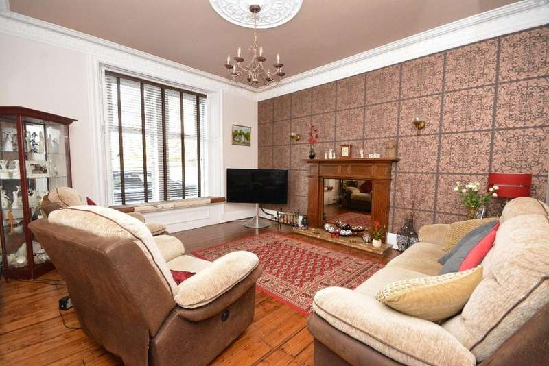2 Bedrooms Flat for sale in West Bridge Street, Falkirk, Falkirk, FK1 5RJ