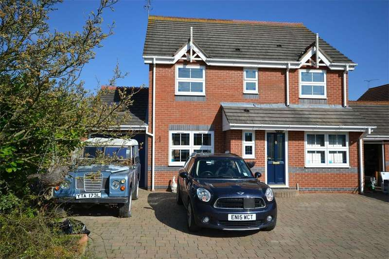 4 Bedrooms Detached House for sale in Belvedere Court, Maldon, Essex