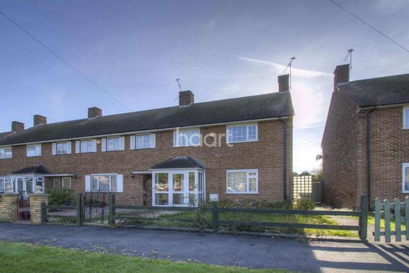 3 Bedrooms End Of Terrace House for sale in Flecker Close, Stanmore, HA7