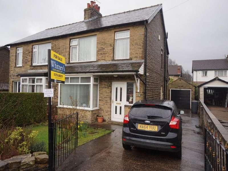 3 Bedrooms Semi Detached House for sale in Fieldway, Clayton