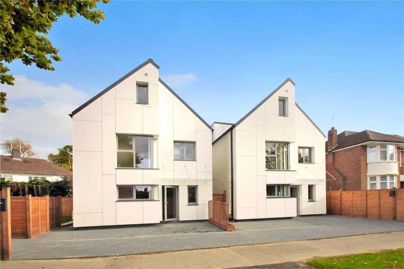 4 Bedrooms Detached House for sale in Reynolds Lane, Tunbridge Wells, TN4