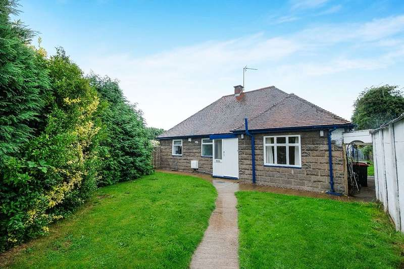 2 Bedrooms Semi Detached Bungalow for sale in Bank Road, Wellington, Telford, TF1