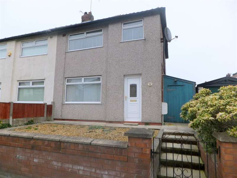 3 Bedrooms Terraced House for sale in Willow Grove, Prescot
