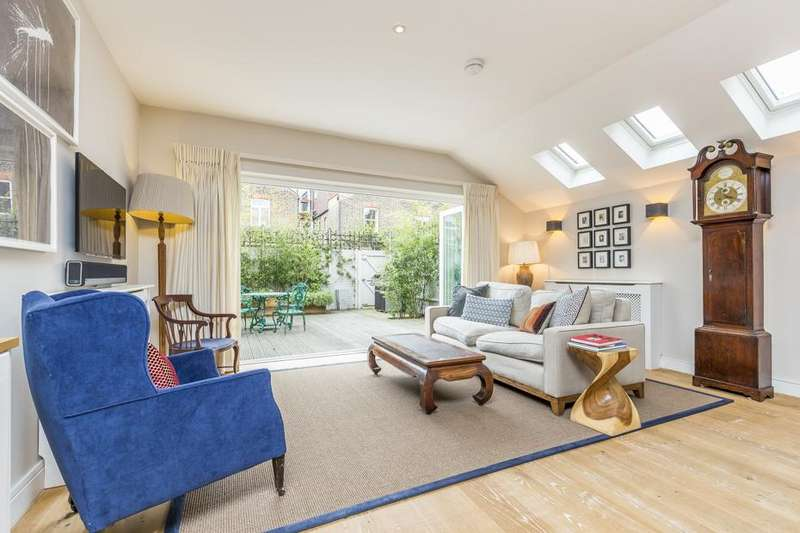 2 Bedrooms Ground Flat for sale in Second Avenue, London W3