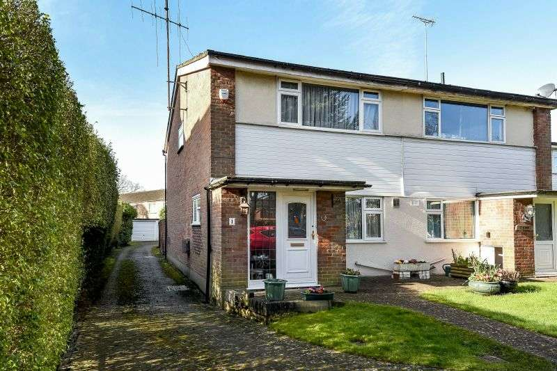 3 Bedrooms End Of Terrace House for sale in The Larches, Rickmansworth Road, Northwood