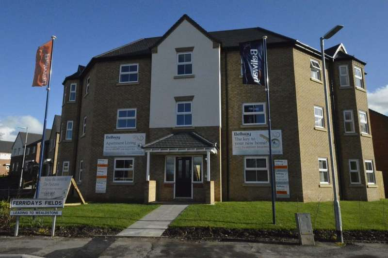 2 Bedrooms Flat for sale in The Pastures, Park Lane, Woodside, Telford, TF7