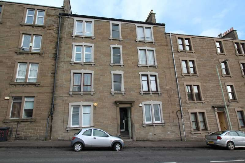 1 Bedroom Flat for sale in Provost Road, Dundee, DD3