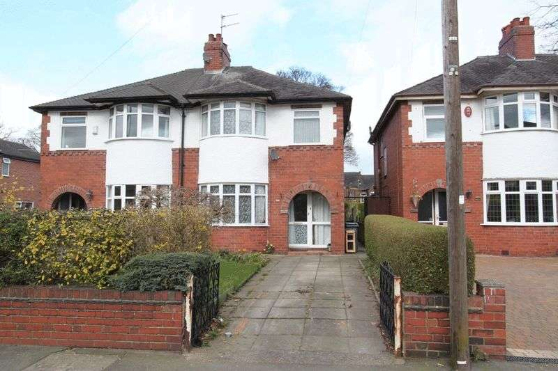 3 Bedrooms Semi Detached House for sale in Princes Road, Penkhull