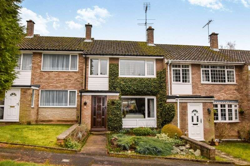 3 Bedrooms Terraced House for sale in Rosemary Close, High Wycombe