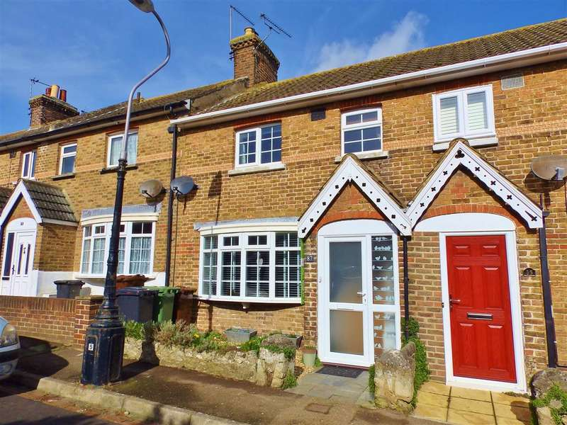3 Bedrooms Terraced House for sale in Bradford Street, Eastbourne