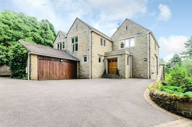 5 Bedrooms Detached House for sale in Moorlands Lane, Froggatt, Calver, Hope Valley, Derbyshire