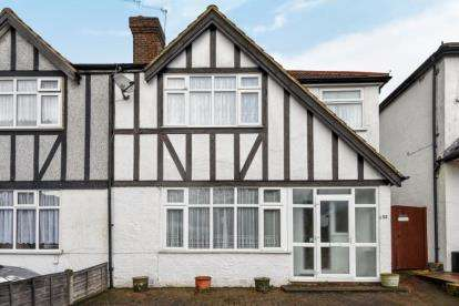 3 Bedrooms Semi Detached House for sale in Rochester Avenue, Bromley