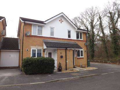 2 Bedrooms Semi Detached House for sale in Whiteley, Fareham, Hampshire