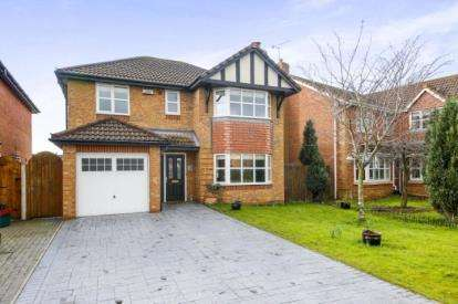 4 Bedrooms Detached House for sale in Lytham Drive, Winsford, Cheshire