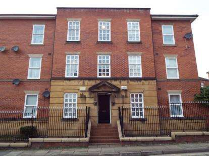 2 Bedrooms Flat for sale in Potato Wharf, Manchester, Greater Manchester