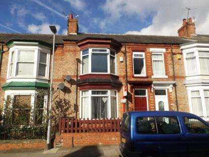 4 Bedrooms Terraced House for sale in Clifton Road, Darlington