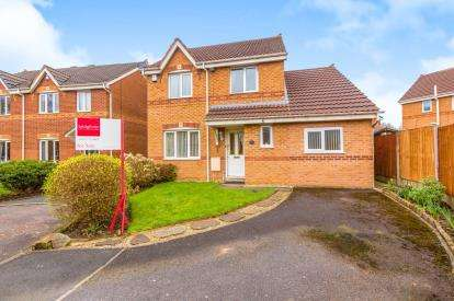 3 Bedrooms Detached House for sale in Broughton Tower Way, Fulwood, Preston, Lancashire