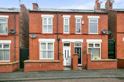 3 Bedrooms Semi Detached House for sale in Avon Street, Stockport, Greater Manchester, Cheshire